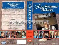 Hill Street Blues VHS - Choice Cut, Up in Arms