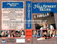 Hill Street Blues VHS - Dressed to Kill, Film At Eleven