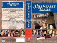 Hill Street Blues VHS - Fecund Hand Rose, Rites of Spring