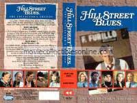 Hill Street Blues VHS - Hearts & Minds, Blood Money