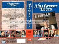 Hill Street Blues VHS - Hill Street Station, Presidential Fever