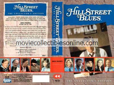 Hill Street Blues VHS - Jungle Madness